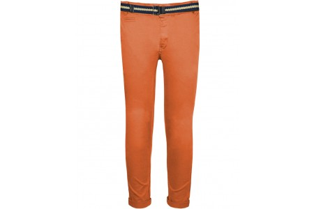 T-SHIRTS Pants VEVE 98% COTTON -2% ELASTANE PAPRIKA