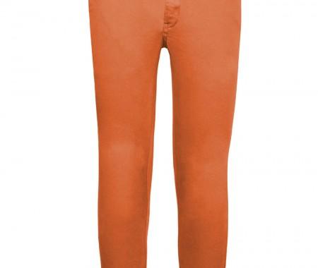 T-SHIRTS Pants VEVE 98% COTTON -2% ELASTANE PAPRIKA
