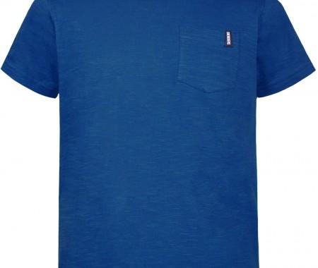 100% COTTON BOY SHIRT  OCEAN BLUE