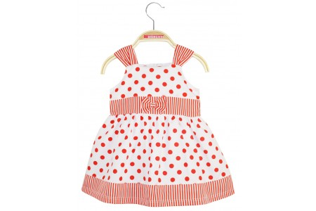 BABY DRESS 100% COTTON EBRIME