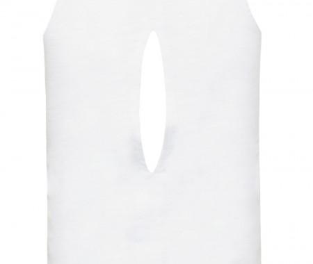 GIRLS T-SHIRT ΒΕΒE 100% COTTON WHITE