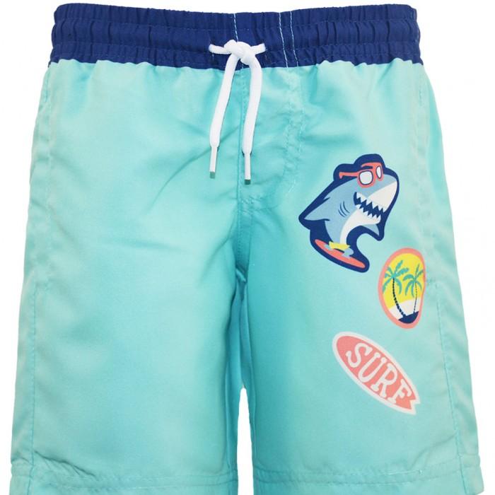 Swimsuit / Bermuda print