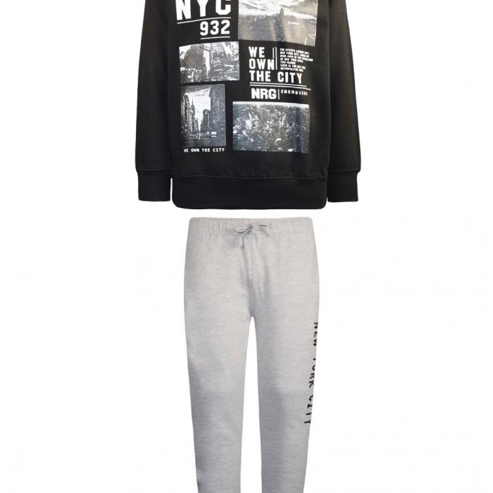 Sweatshirt form with print
