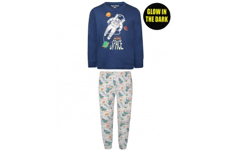 Pajama print(glow in the dark)