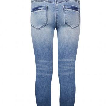 Trousers denim elastic slim fit            ( on order)