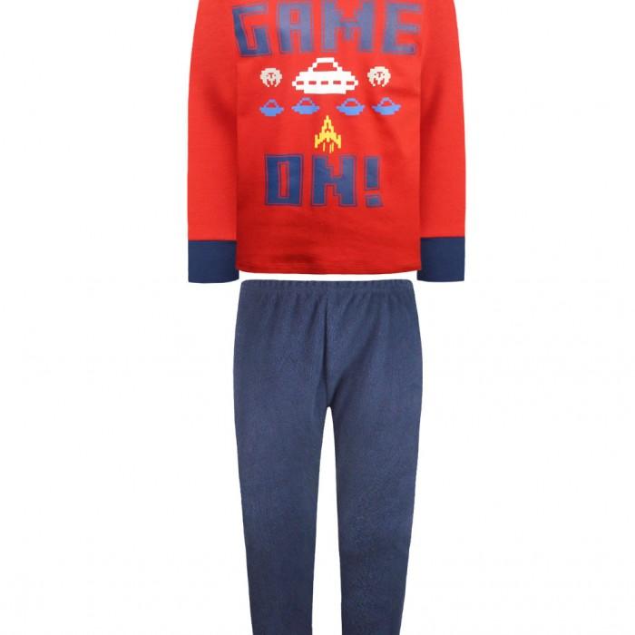 Cotton pyjamas with print      (on order)